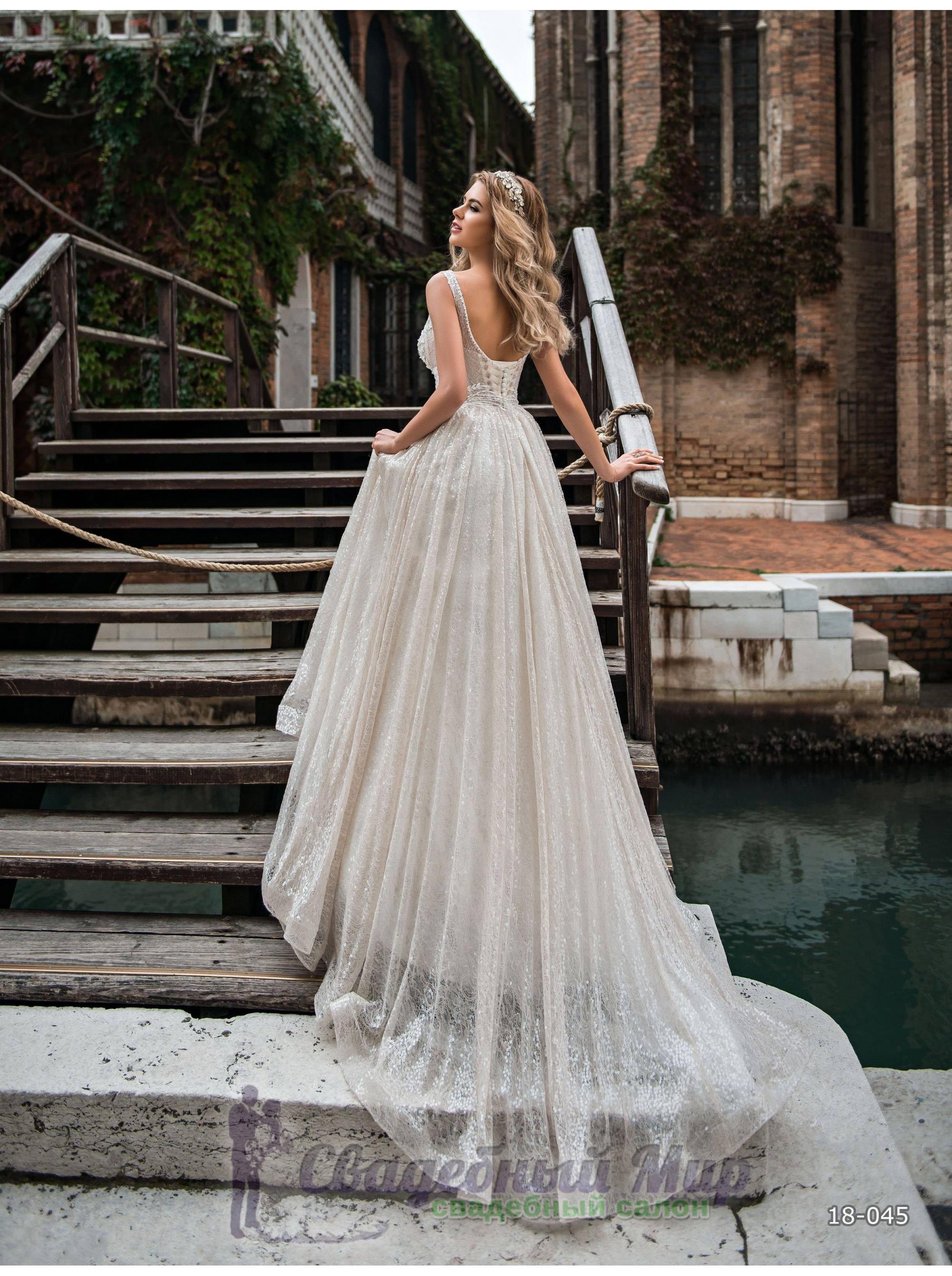 Свадебное платье 18-045