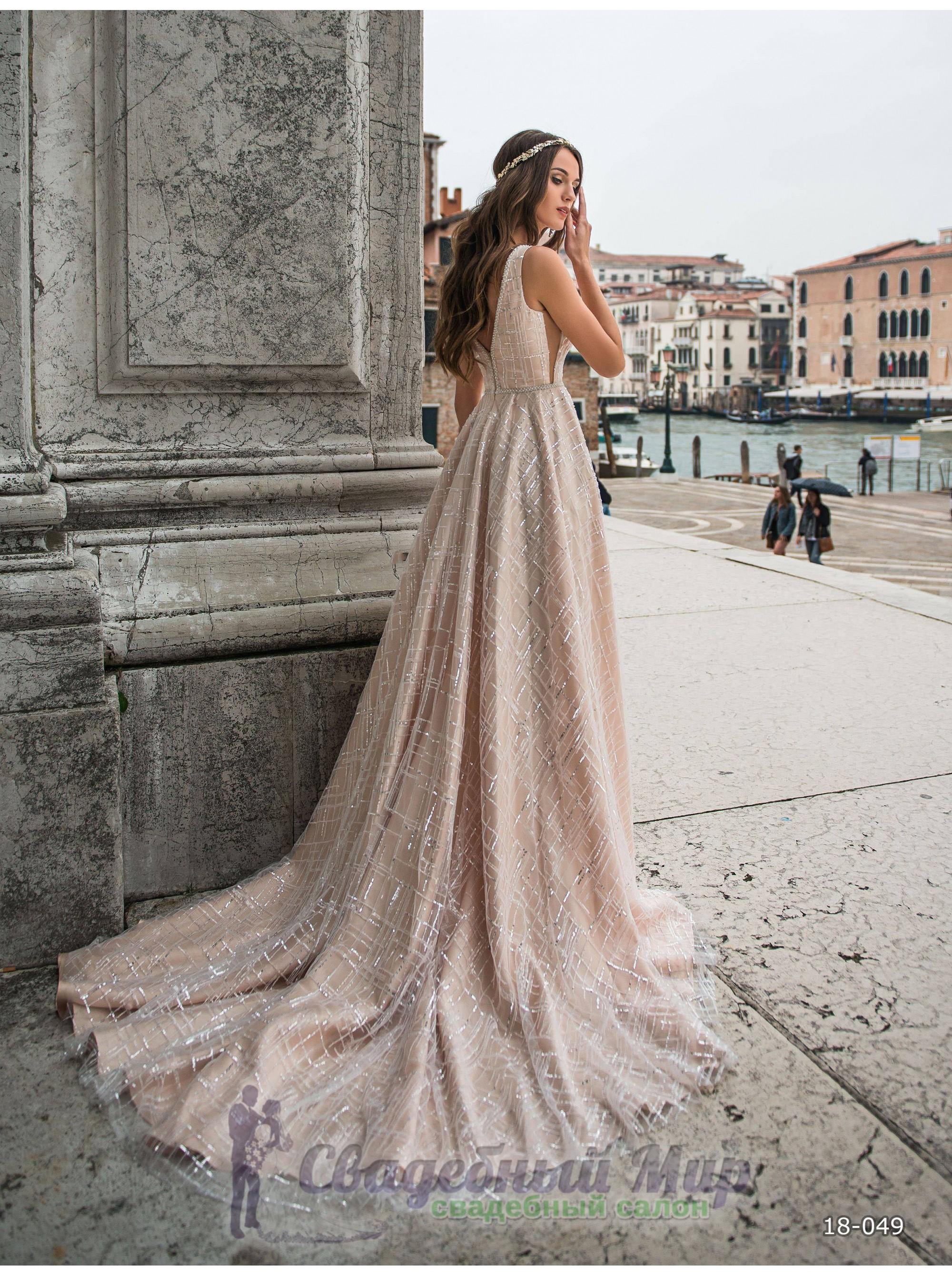 Свадебное платье 18-049