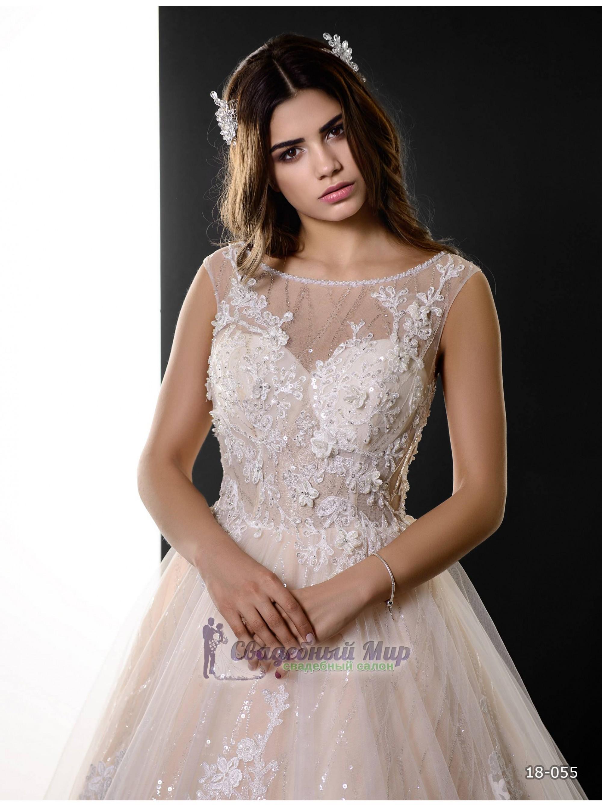 Свадебное платье 18-055