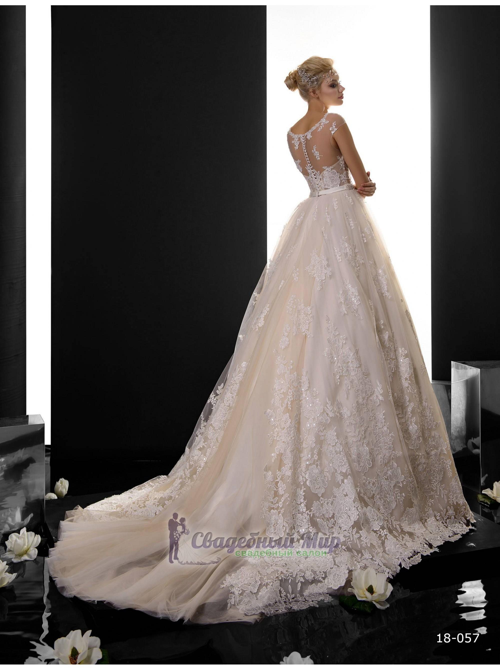 Свадебное платье 18-057