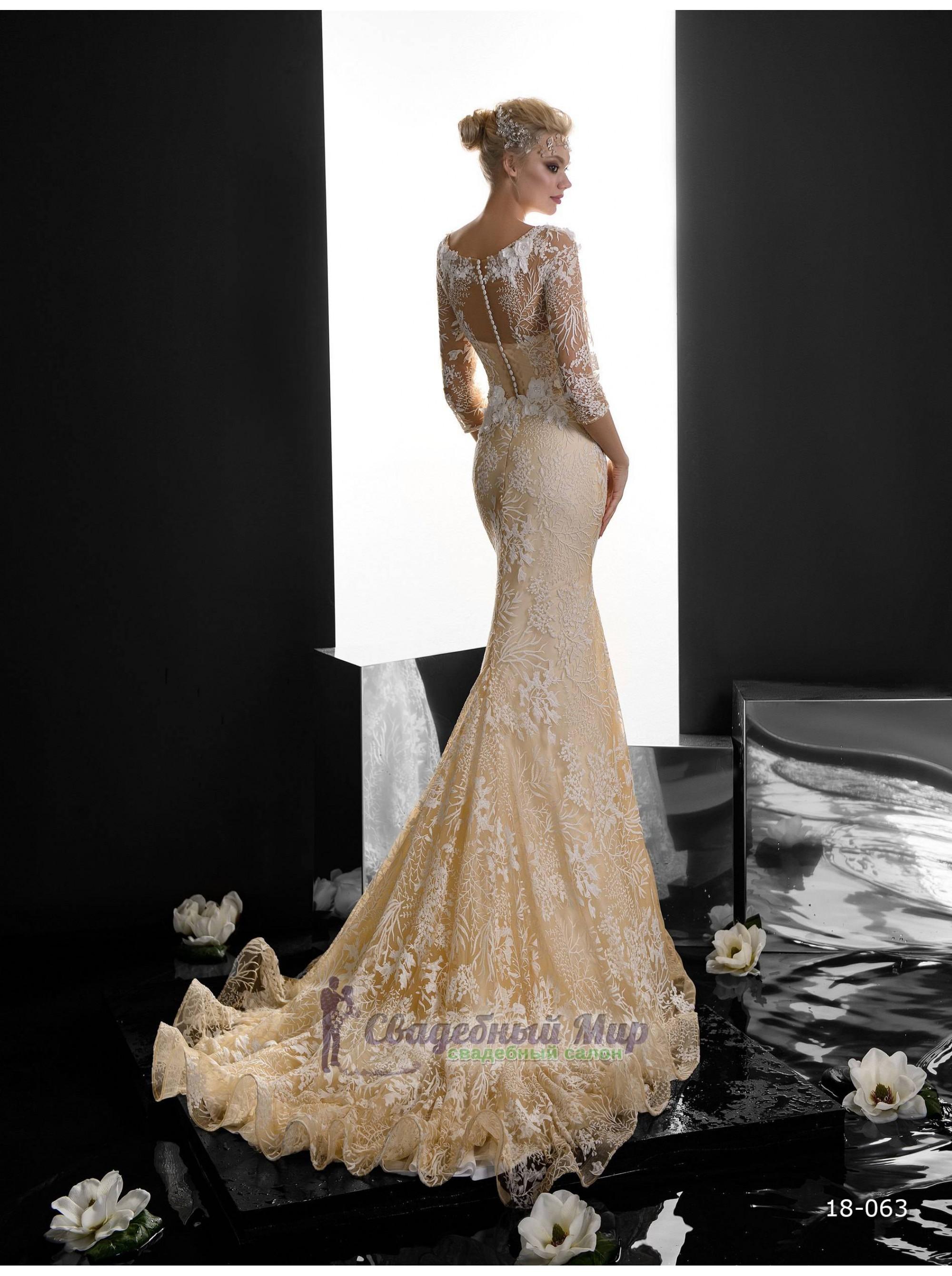 Свадебное платье 18-063