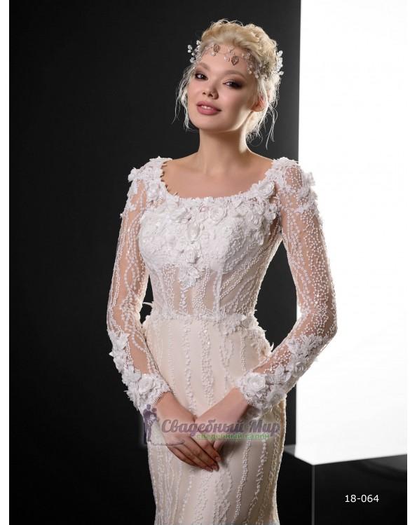 Свадебное платье 18-064