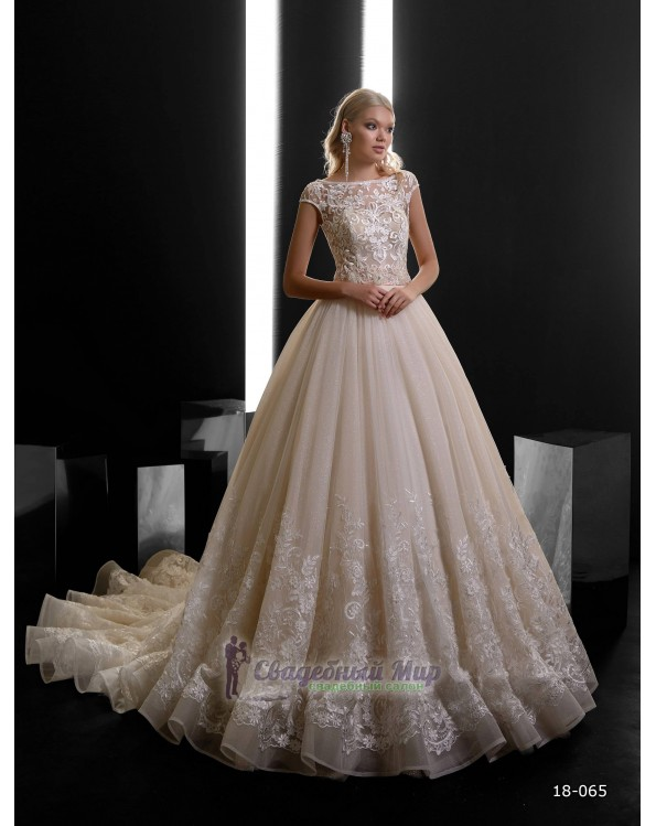 Свадебное платье 18-065