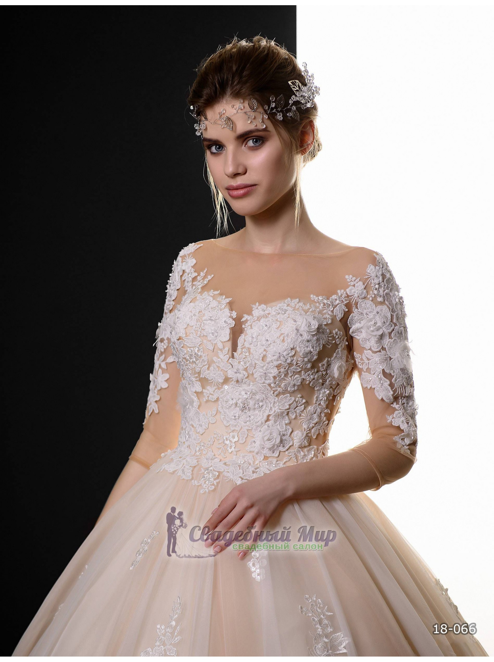 Свадебное платье 18-066