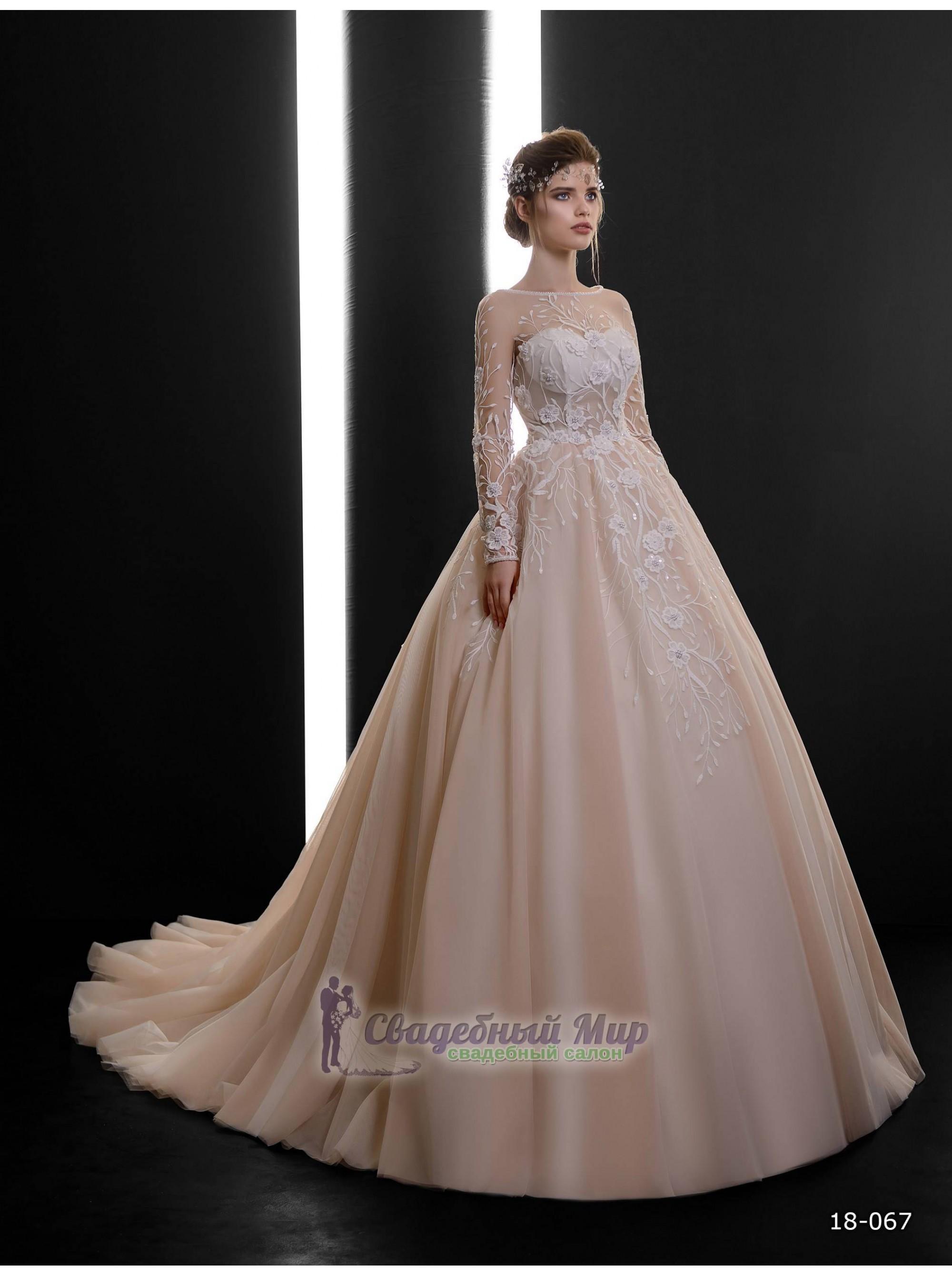 Свадебное платье 18-067
