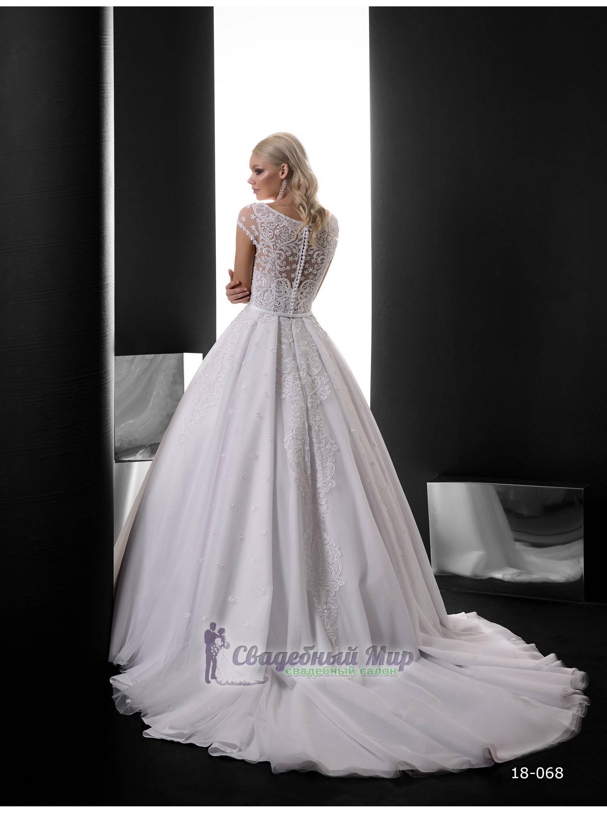Свадебное платье 18-068
