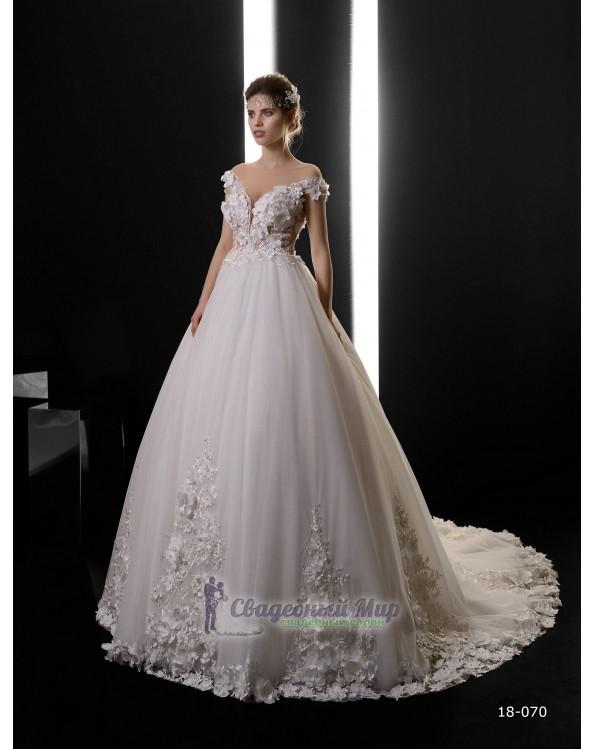 Свадебное платье 18-070