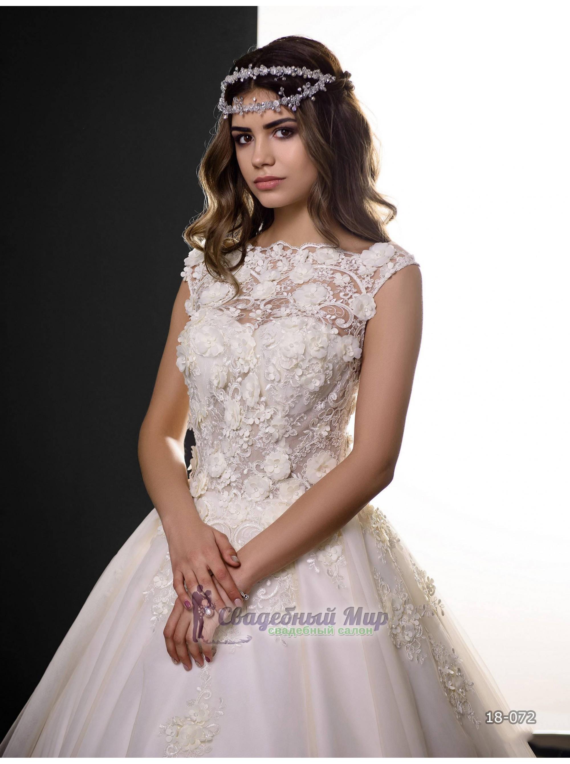 Свадебное платье 18-072