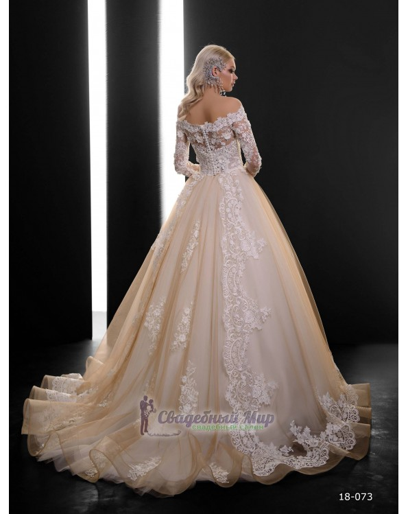 Свадебное платье 18-073