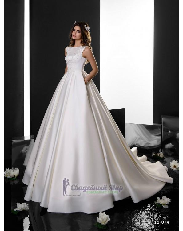 Свадебное платье 18-074