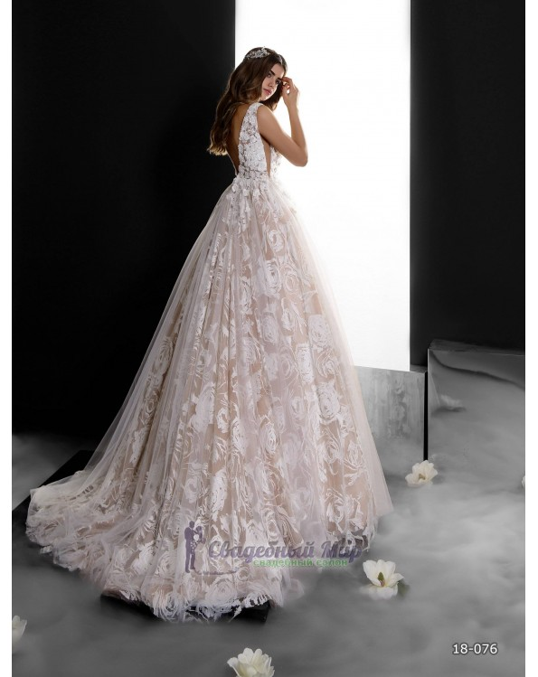 Свадебное платье 18-076