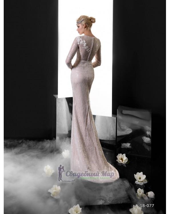 Свадебное платье 18-077