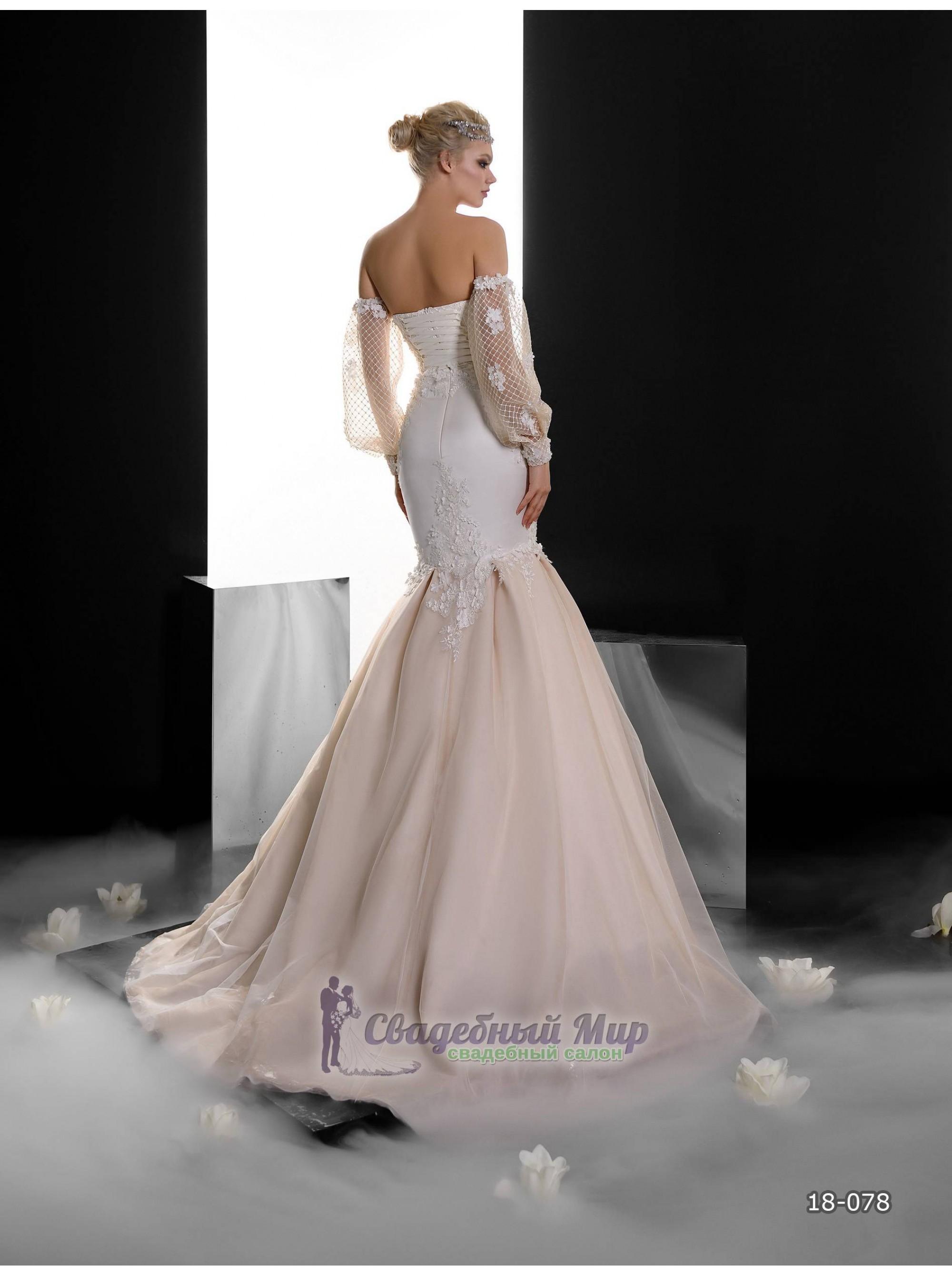 Свадебное платье 18-078