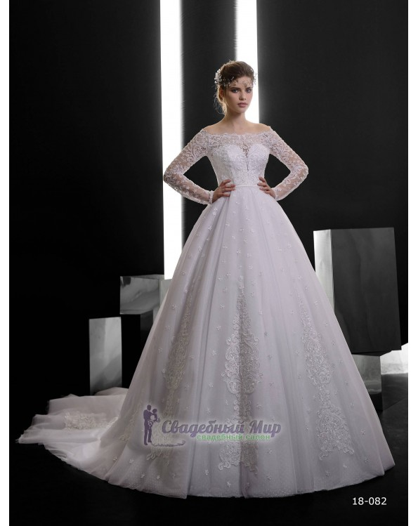 Свадебное платье 18-082
