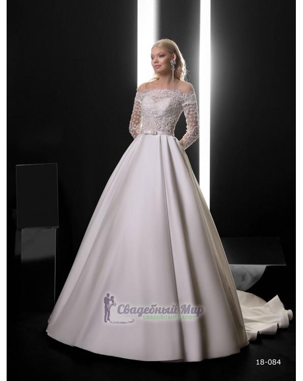 Свадебное платье 18-084