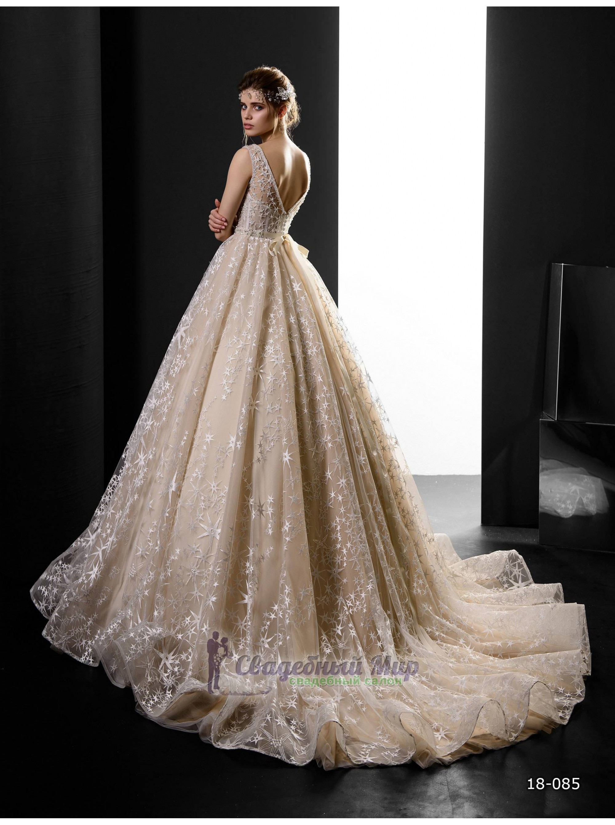 Свадебное платье 18-085