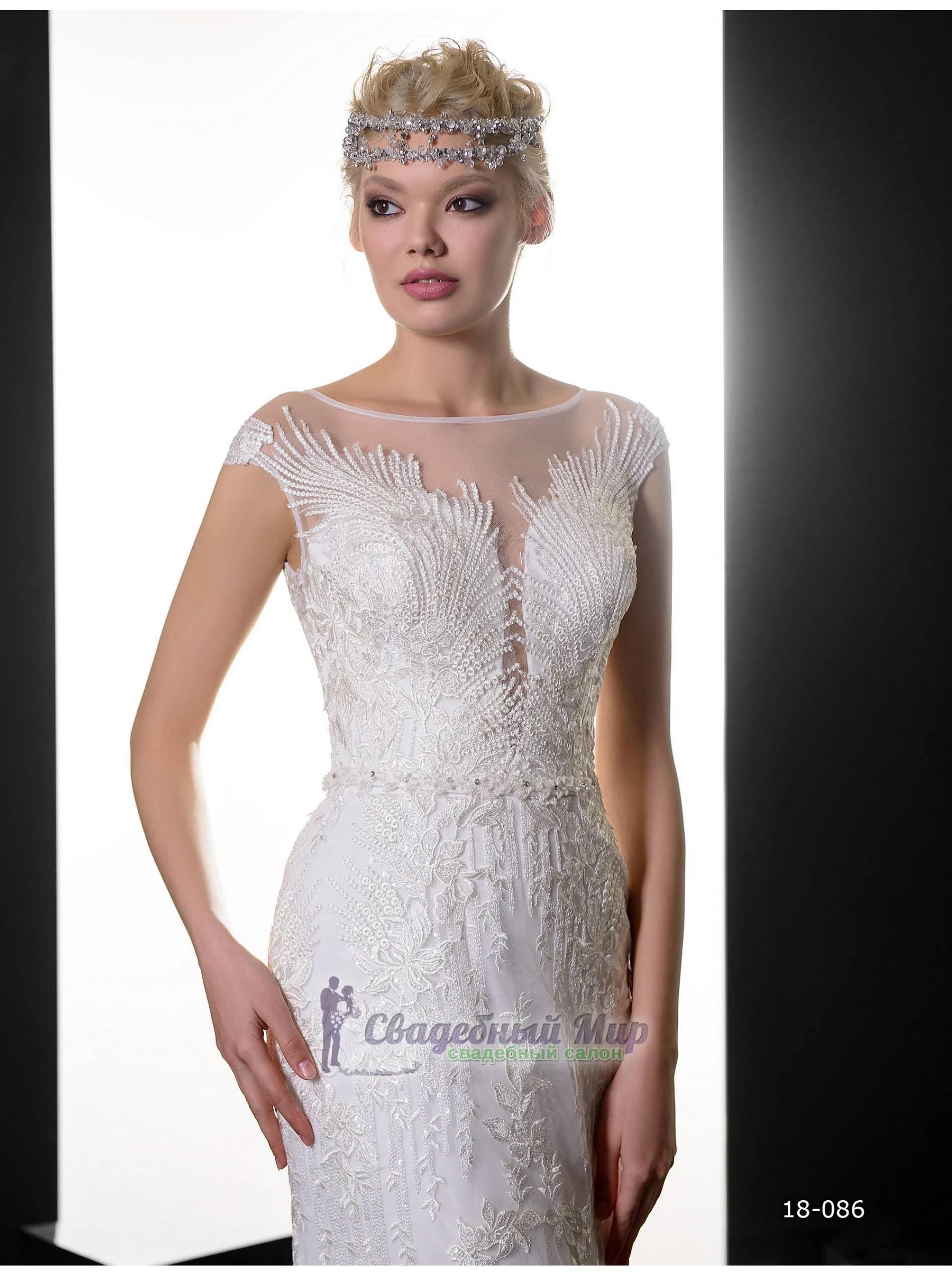 Свадебное платье 18-086