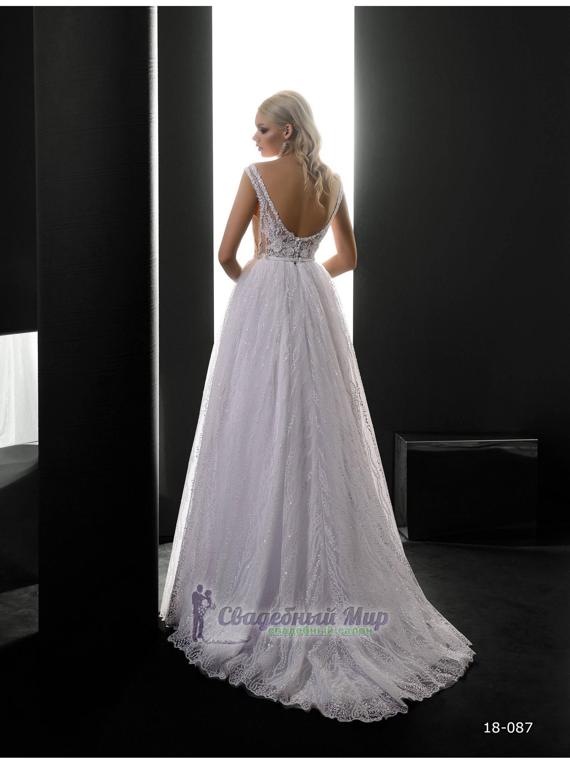 Свадебное платье 18-087