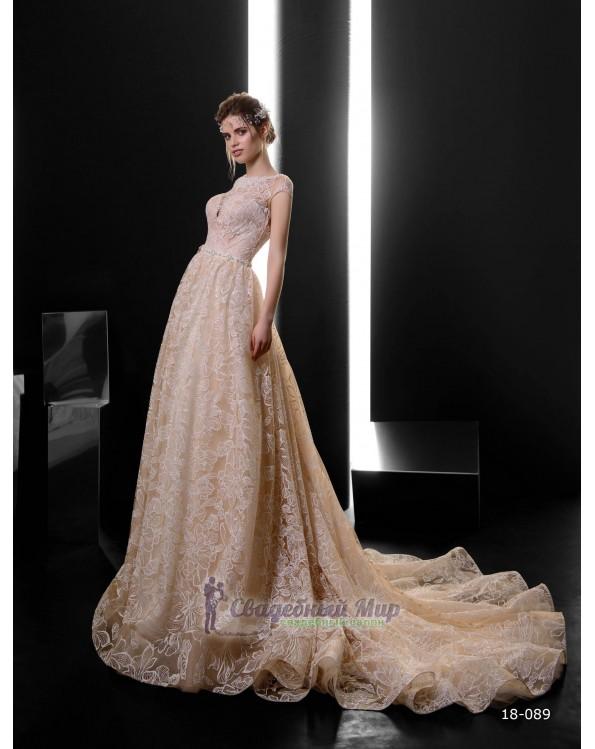 Свадебное платье 18-089