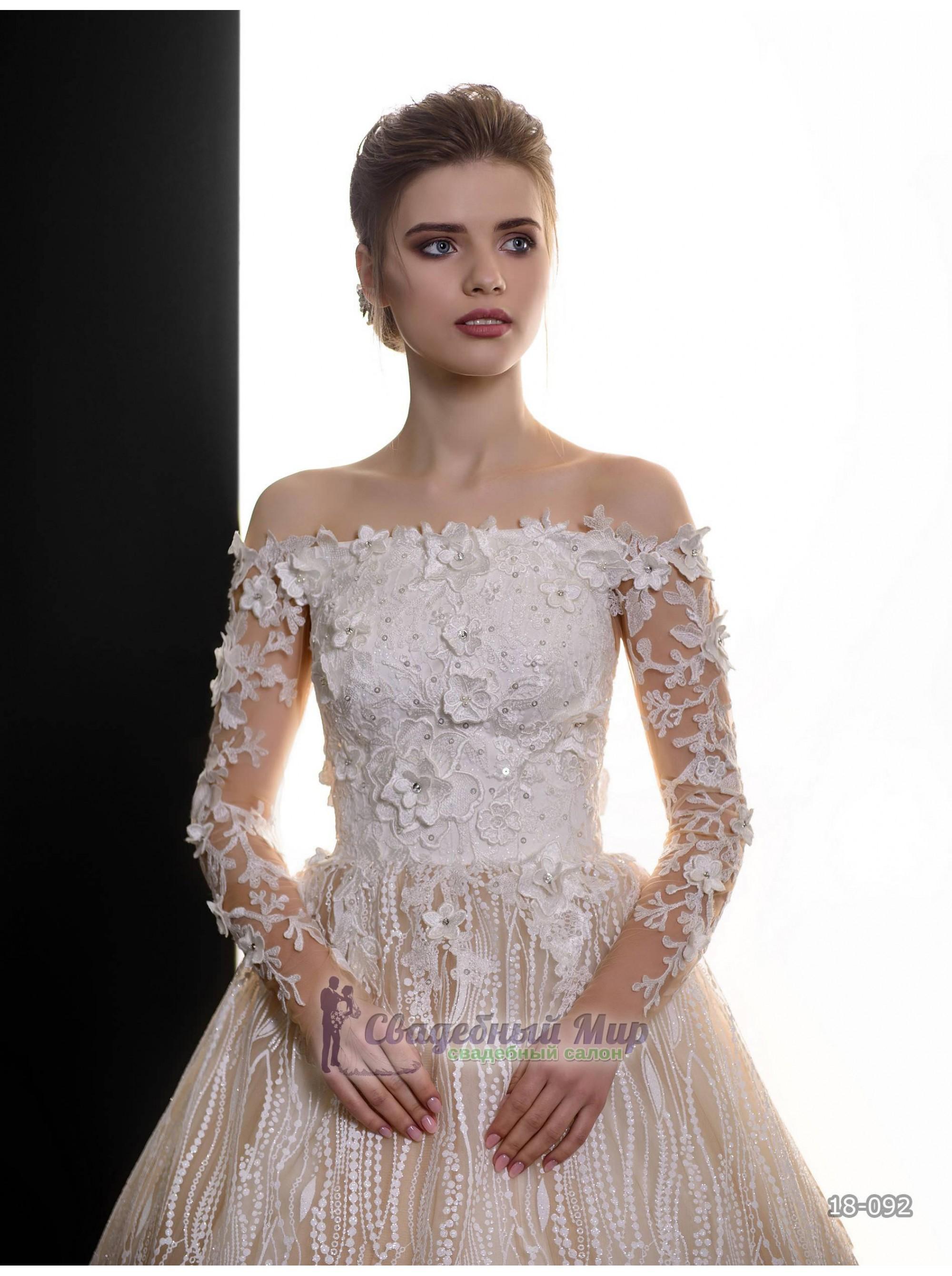 Свадебное платье 18-092