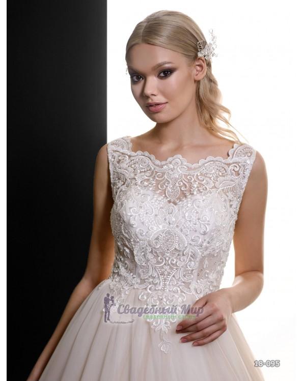Свадебное платье 18-095