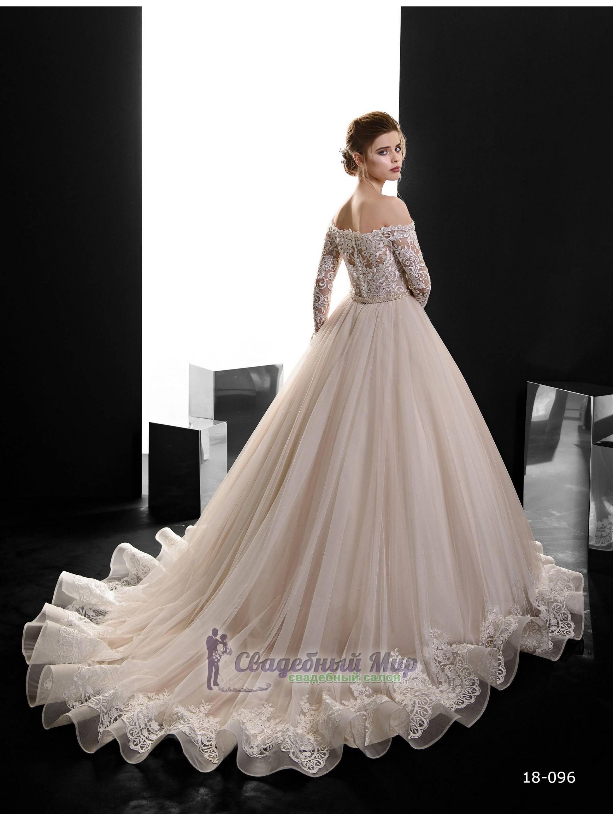 Свадебное платье 18-096