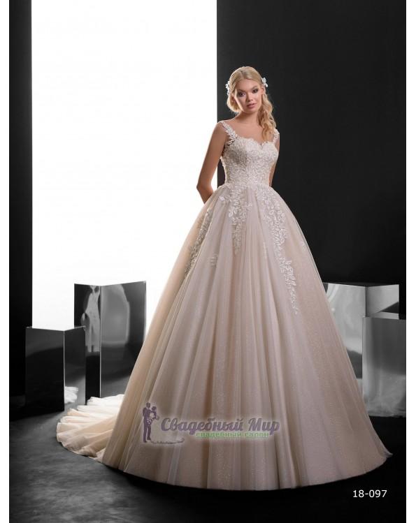 Свадебное платье 18-097
