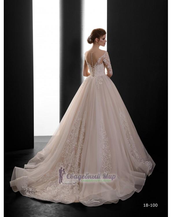 Свадебное платье 18-100
