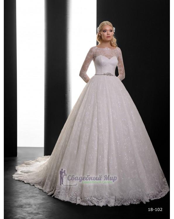 Свадебное платье 18-102