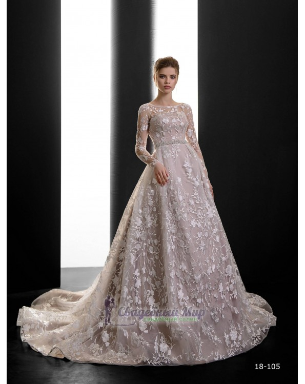 Свадебное платье 18-105