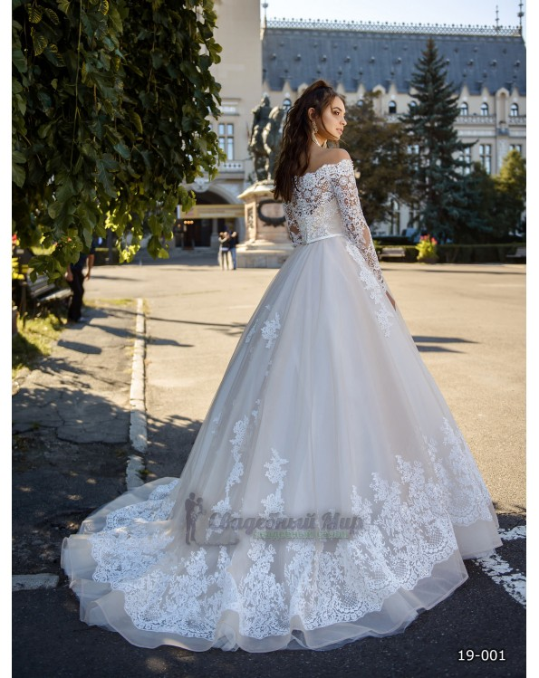 Свадебное платье 19-001