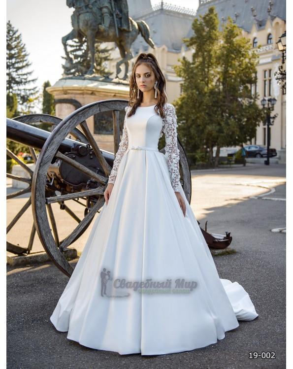 Свадебное платье 19-002