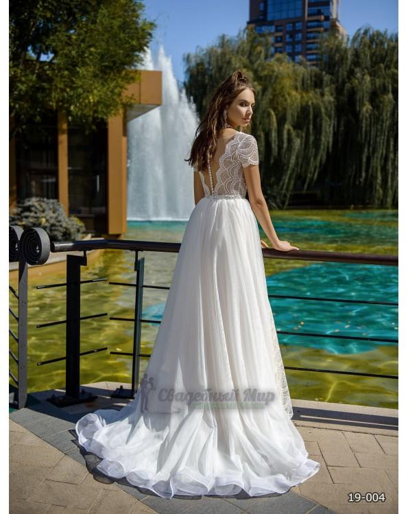 Свадебное платье 19-004