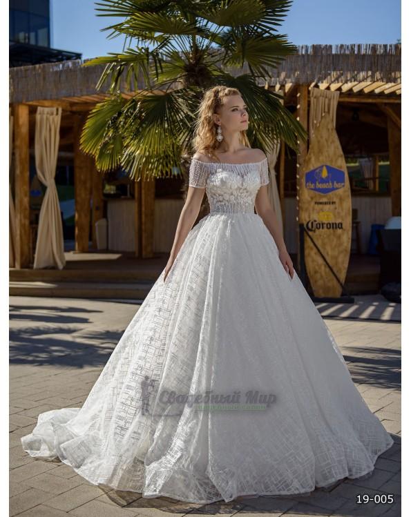 Свадебное платье 19-005