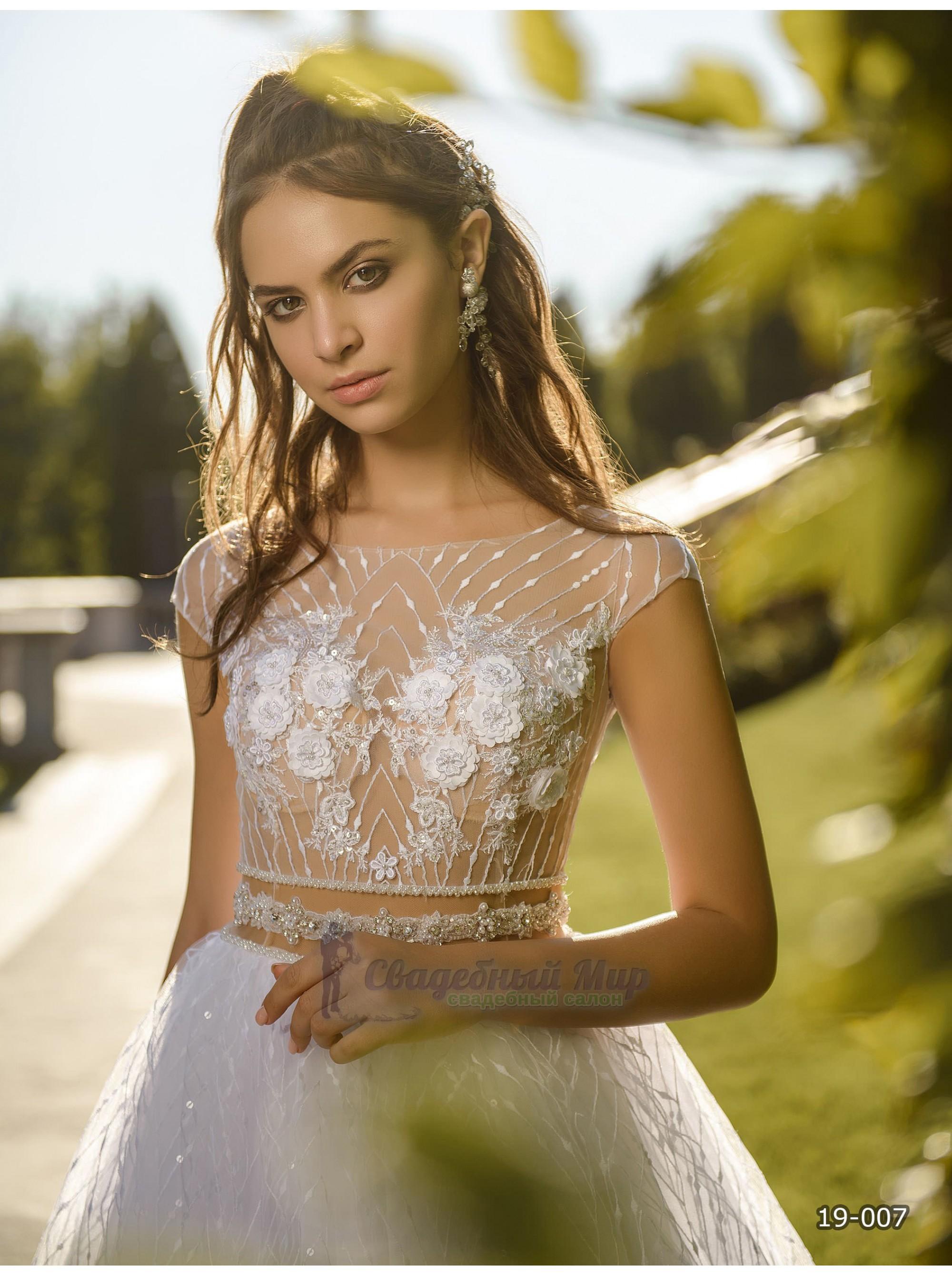 Свадебное платье 19-007