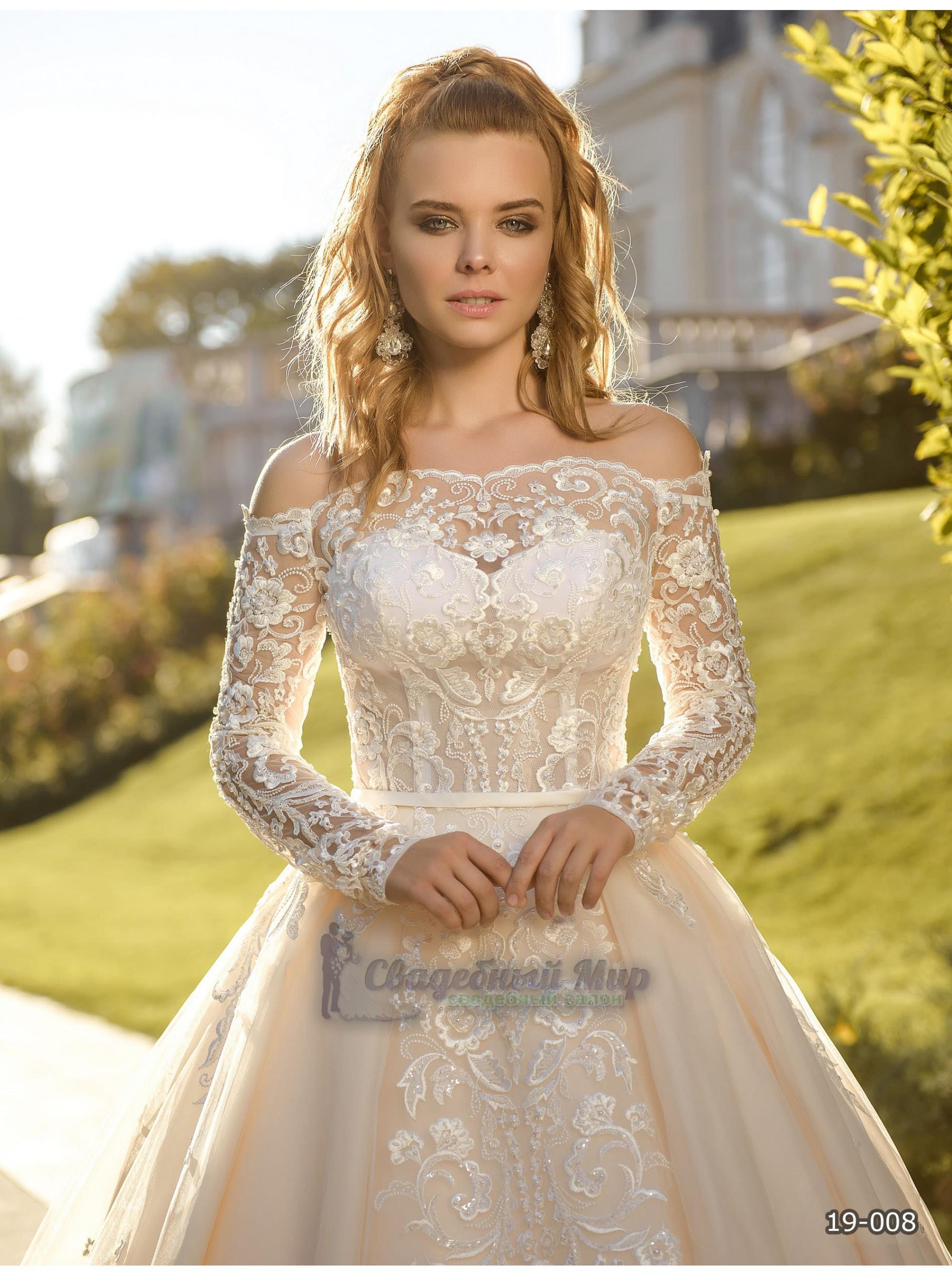 Свадебное платье 19-008