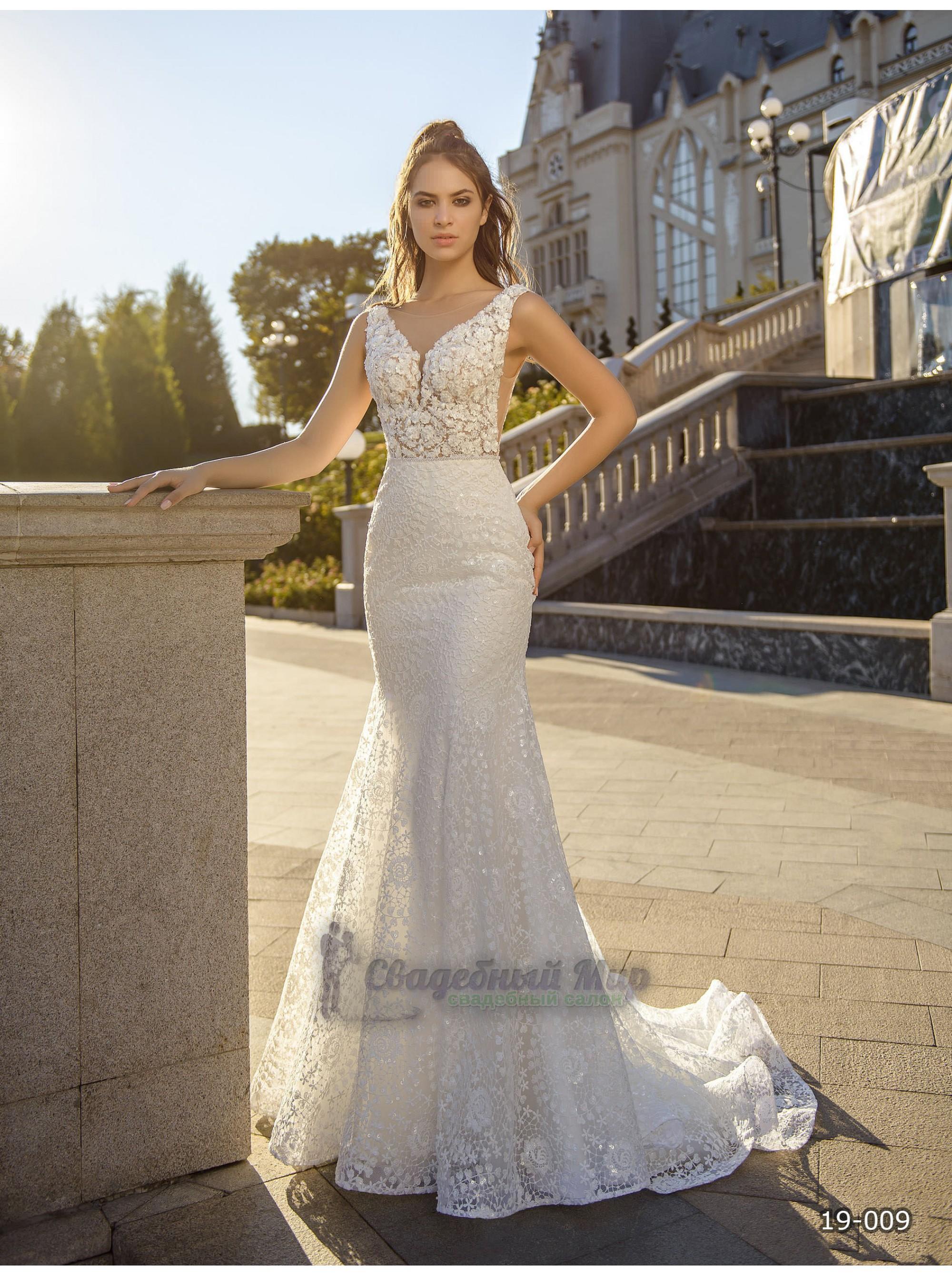 Свадебное платье 19-009