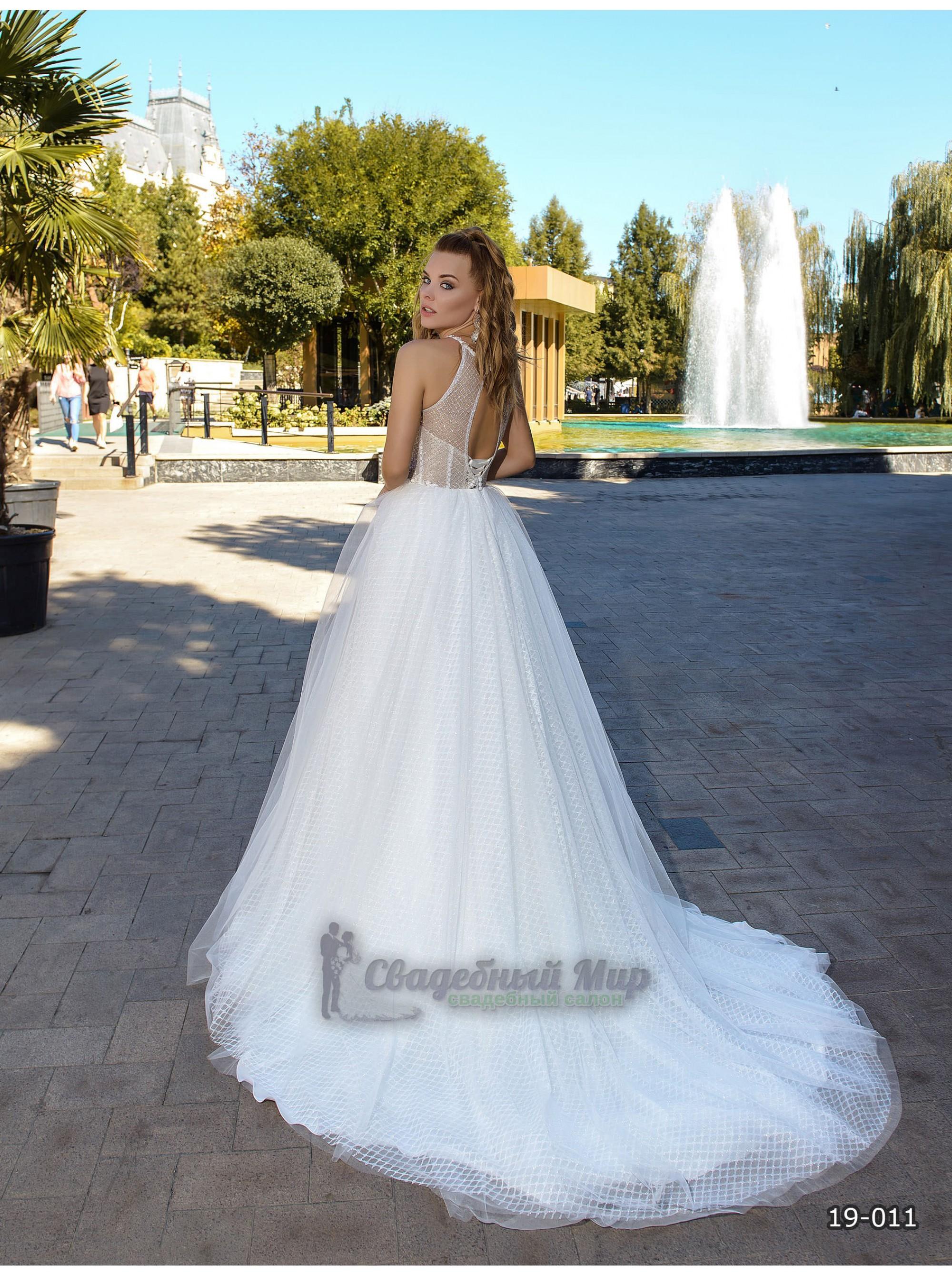 Свадебное платье 19-011