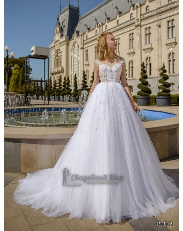 Свадебное платье 20-012