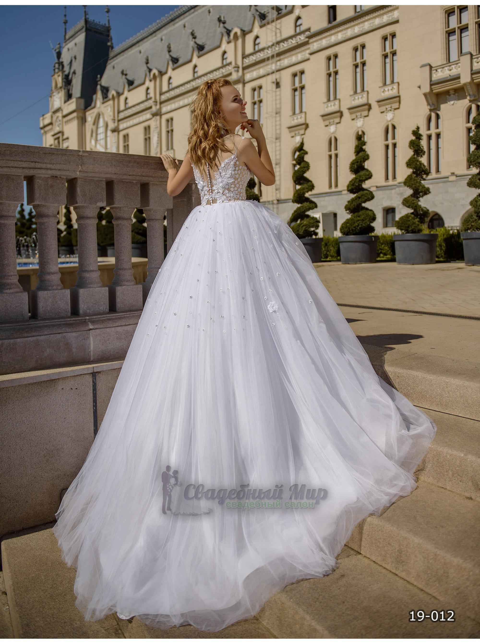 Свадебное платье 19-012