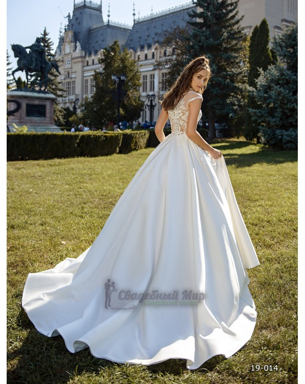 Свадебное платье 19-014