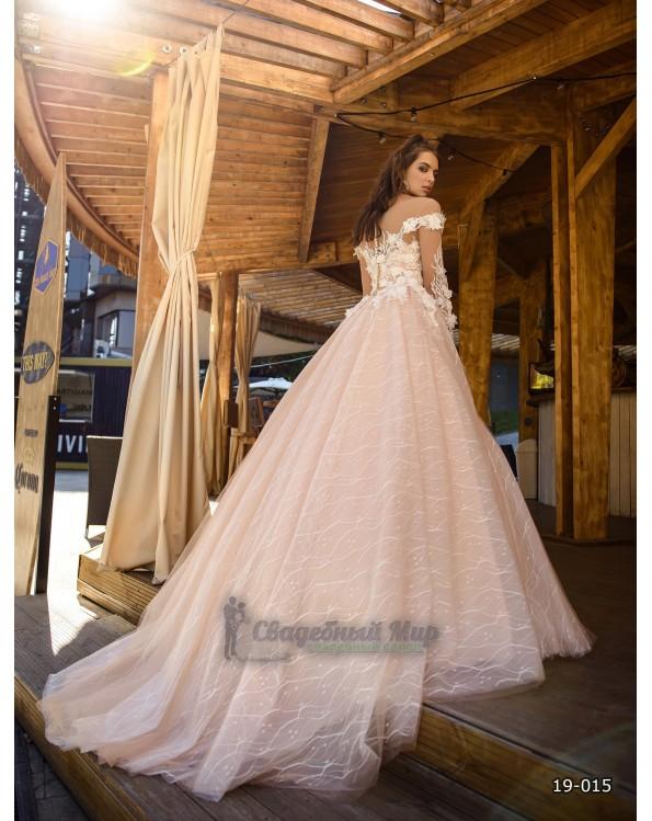 Свадебное платье 19-015