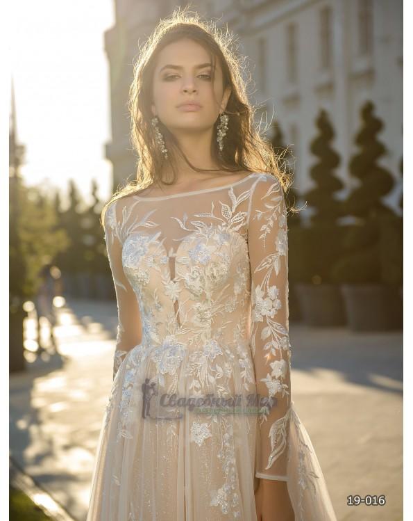 Свадебное платье 19-016