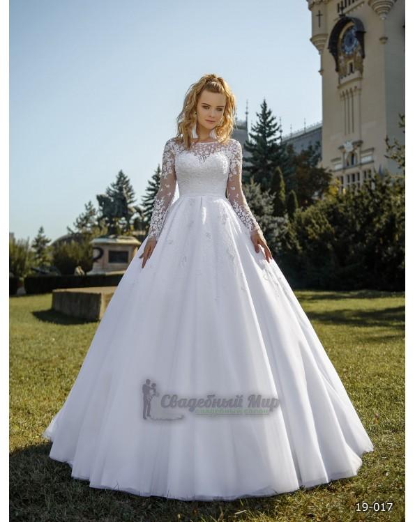 Свадебное платье 19-017