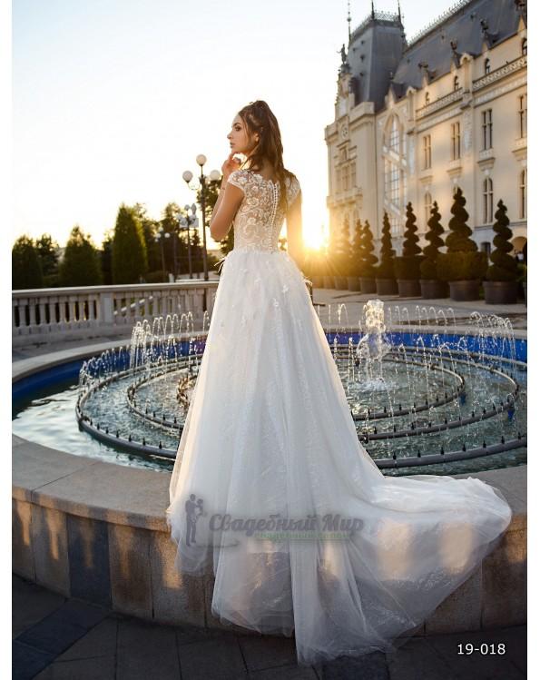 Свадебное платье 19-018