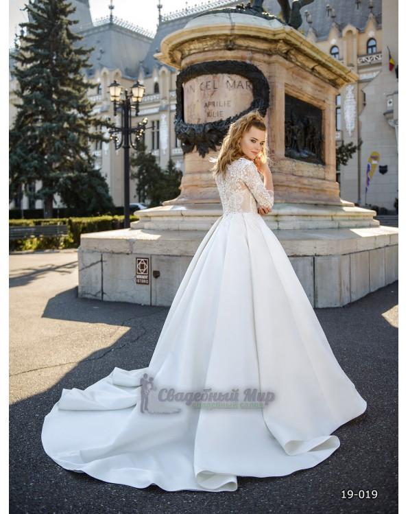 Свадебное платье 19-019