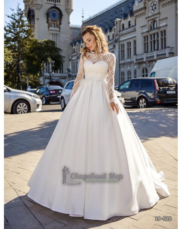 Свадебное платье 19-020