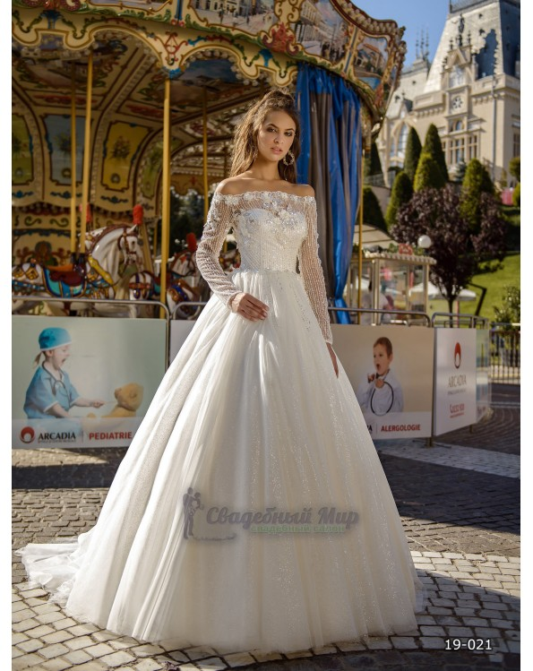 Свадебное платье 19-021