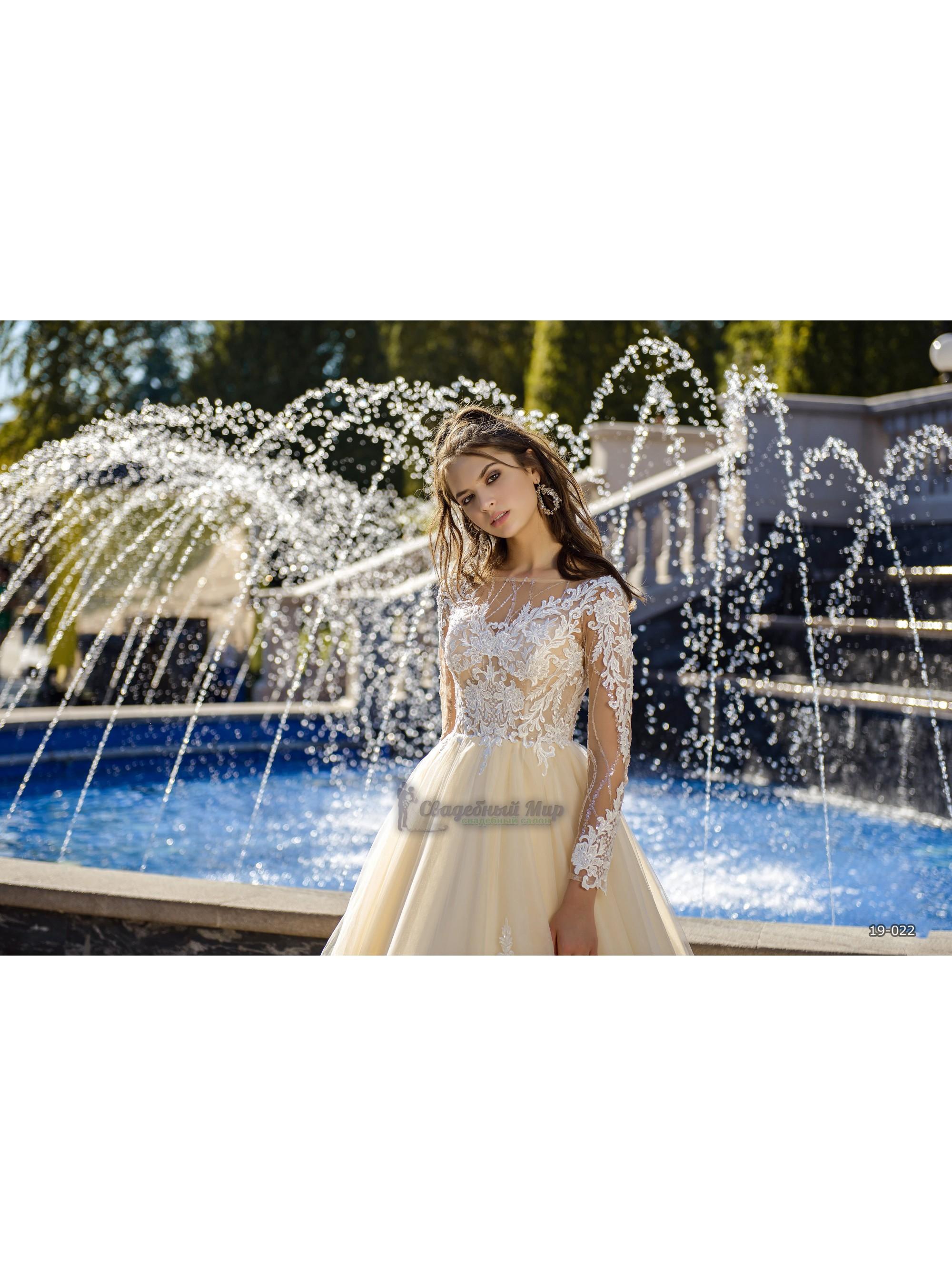 Свадебное платье 19-022