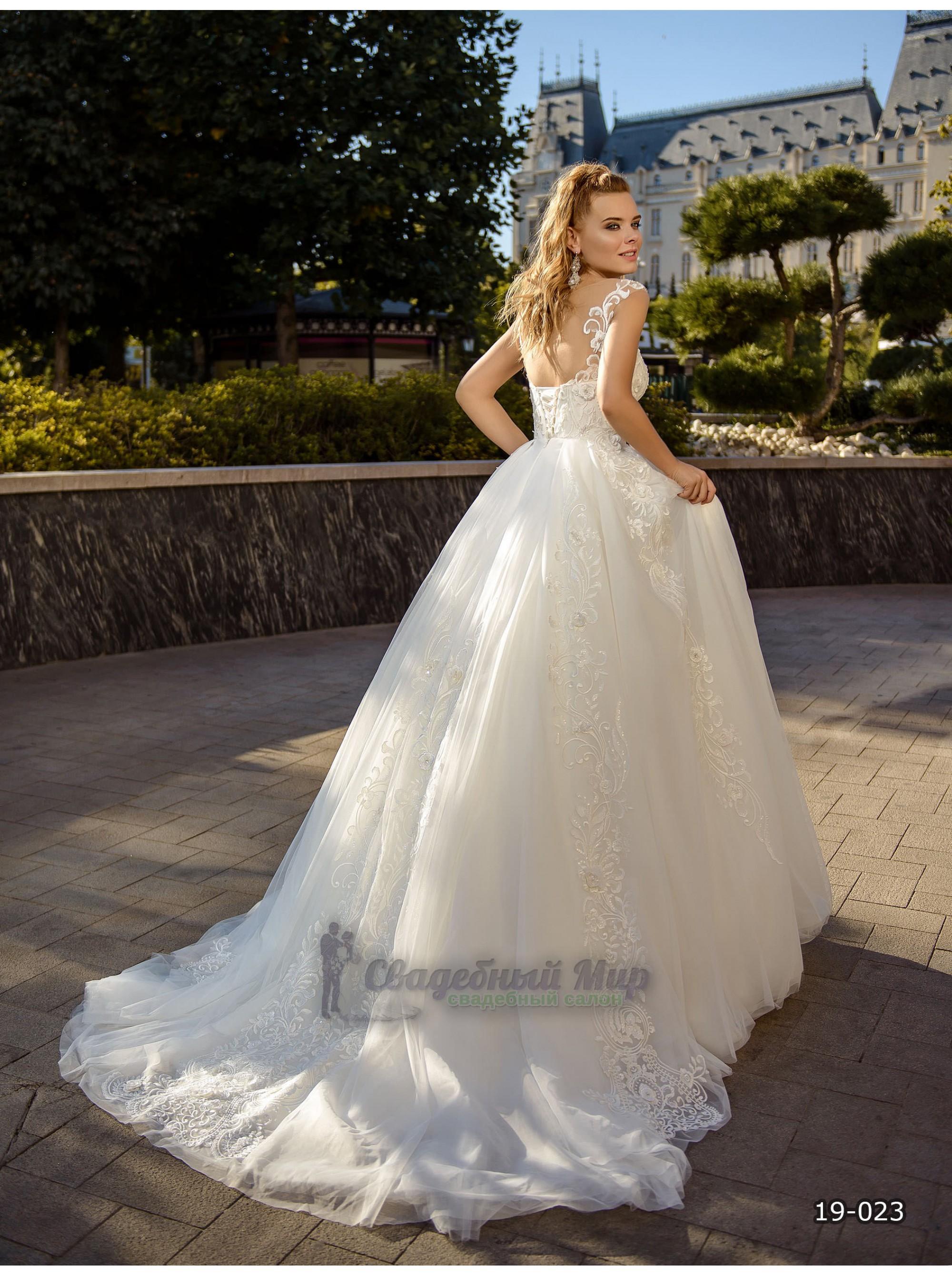 Свадебное платье 19-023